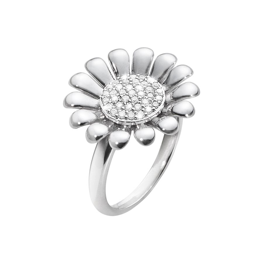 sunflower ring from George jensen big