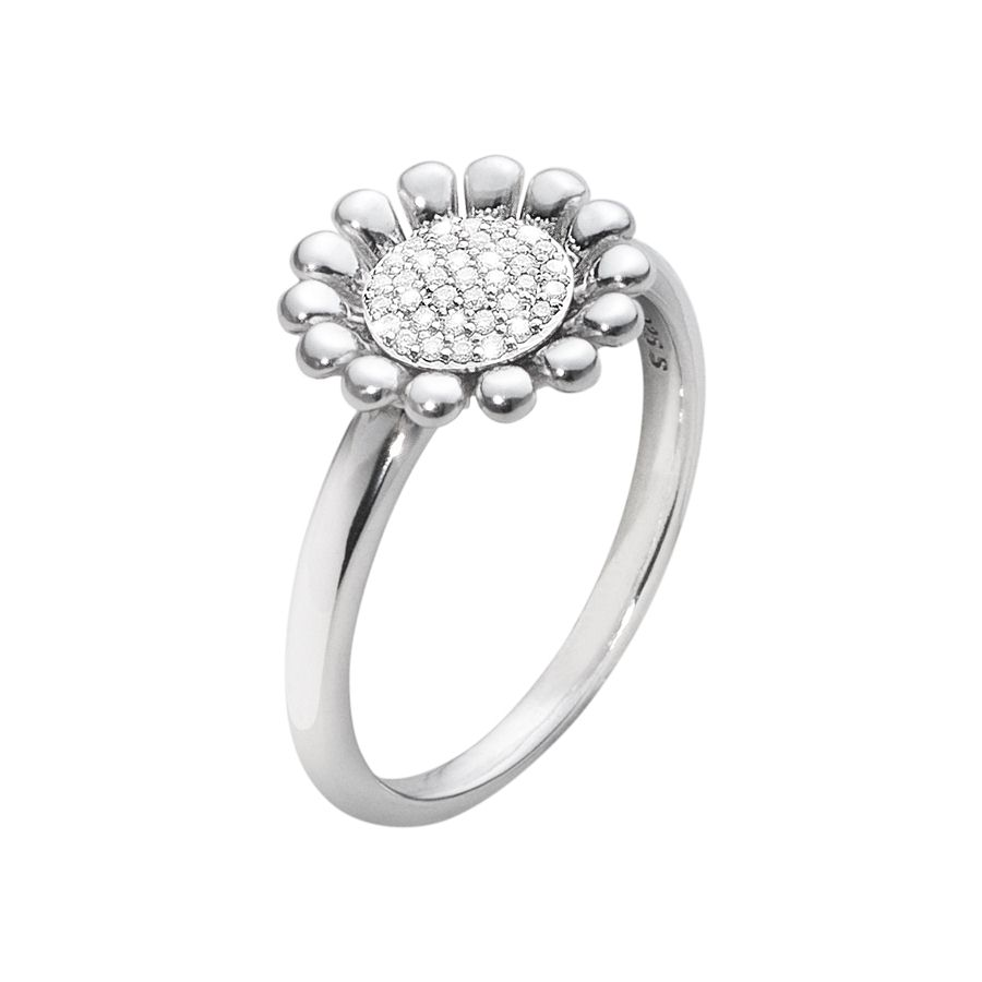 sunflower ring from George Jensen