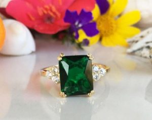 sunflower diamond ring 2