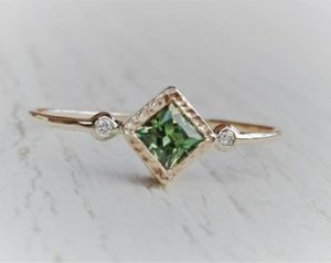 sunflower diamond ring 3