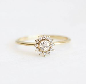 sunflower ring 4