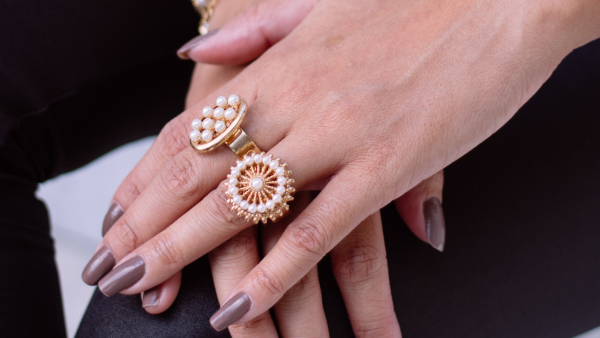 Why You Must Have A Flower Ring For This Year