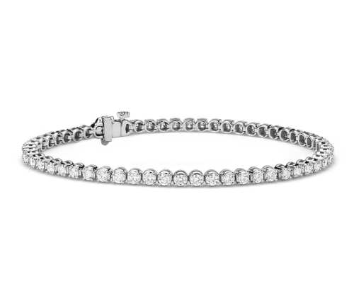 Premier Diamond Tennis Bracelet