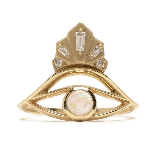 unique engagement ring ideas 5