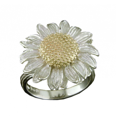 Park Place, Sunflower Ring ($475)