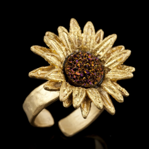 Michael Michaud, Sunflower Ring