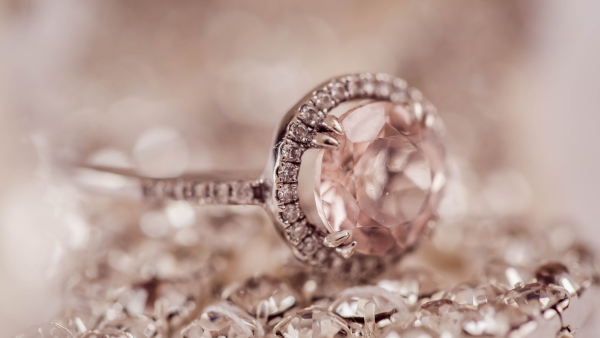 Morganite Engagement Ring: They are NOT Tacky!